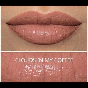 Mac liptensity lipstick - clouds in my coffee